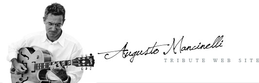 Augusto Mancinelli Tribute website